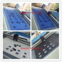 Wholesale Kinyo Virginia Printing blanket cutting machine from china suppliers