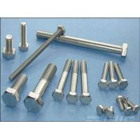 China stainless steel zinc plated Alloy steel,half thread hex head bolts on sale