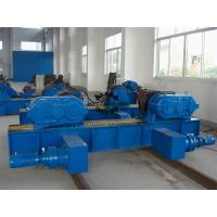 Wholesale 80T Pressure Vessel Adjustable Welding Turning Rolls With Steel Wheel from china suppliers
