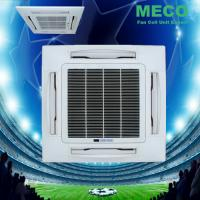 Wholesale Fläktkonvektor(Takkassett) / 4 way cassette fan coil unit-E type-300CFM from china suppliers