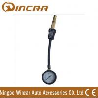 Wholesale Dial truck 4X4 digital Tire Pressure gauge with protective rubber casing from china suppliers
