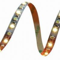 Wholesale Flexible LED Strip with 3M Adhesive Tape and 3000 to 7000K Color Temperature from china suppliers