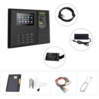 Quality HF- Bio800 Good Comments TCP/IP RFID Read Fingerprint Recognition Time Attendance System for sale