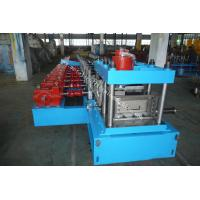 Wholesale Automatic Hydraulic Steel C Purlin Roll Forming Machine , Roof Panel Roll Forming Machine from china suppliers