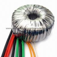 Wholesale Toroidal Power Transformer with 12 to 3% Voltage Regulation and Single Phase from china suppliers