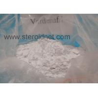 Wholesale Natural Vardenafil 99.9% Sex Drugs , White Vardenafil / Levitra Hormone Powder from china suppliers