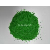 Wholesale Environmental Synthetic Grass Infill EPDM Rubber Granules Fire Retardant from china suppliers