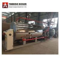 China Package Low Pressure 600000 Kcal Cng Biogas Oil Fired Hot Oil Boiler For Wood on sale