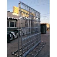 Wholesale Durable Good Looking Wire Mesh Fence Panels Iron Rod Material 200*50Mm from china suppliers