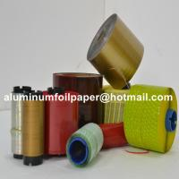 Wholesale Customized printed easy open bopp self adhesive cigarette tear tape from china suppliers