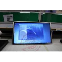 Wholesale Wall hanging high brightness LCD touch screen kiosk hire Image resolution 480P / 720P from china suppliers