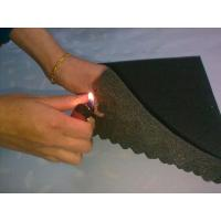 Wholesale Flame Resistant Industrial Foam Sheets with Wave Surface 18 D - 65 D Density from china suppliers