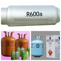 Buy cheap Refrigerant gas r600a 99.95% purity good quality from wholesalers