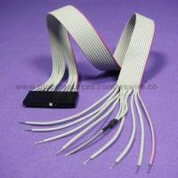 Wholesale 2.5mm IDC Connector to Flat Ribbon Cable Assembly, Suitable for Credit Card Machine from china suppliers