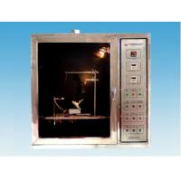 Wholesale Flammability Test Equipment for Needle Flame Test Stainless Steel Housing from china suppliers