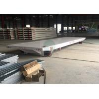 Wholesale 50T Traversal movement warehouse electric rail handling vehicle from china suppliers