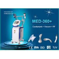 Wholesale Body / Arm RF LED IR Weight Loss Body Sculpting Machine Vacuum Cavitation System from china suppliers