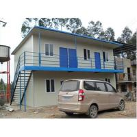 Wholesale Insulation Prefabricated Steel Buildings / Temporary Domitory For Construction Site from china suppliers