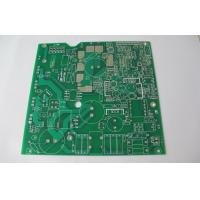 Quality HAL 2oz LED Aluminum Core PCB , 2 Layer Lead Free Green Solder Mask for sale