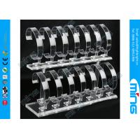 Wholesale Custom Clear Acrylic Display Holders for Watch Bracelet Chains from china suppliers