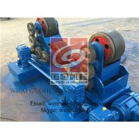 Wholesale Self Aligning Rotators with Rubber Wheel , Tank Turning Rolls , France Schneider Inverter from china suppliers