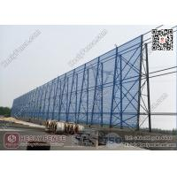 Wind and dust controlling fence system China Company