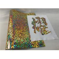 Wholesale High Density Hologram Heat Transfer Vinyl Durable Good Washing Resistance from china suppliers