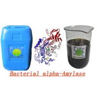 Wholesale Bacterial Food Grade Alpha Amylase Enzyme Liquid Activity 3,000u/mL SINOzym-BAA3LFO from china suppliers