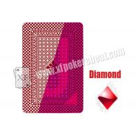 Wholesale Royal 2 Narrow Index Cheating Playing Cards Marked Cards Poker from china suppliers