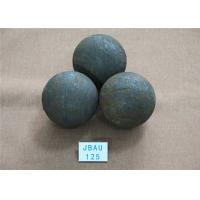 Wholesale High Precision Unbreakable Hot Rolled Alloy Grinding Balls for Ball Mill / Gold Mineral Processing from china suppliers