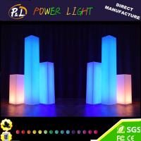 Wholesale 16 Colors Wedding Event Decoraive LED Pillar Lamp from china suppliers