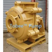Wholesale high abrasive slurry centrifugal pumps from china suppliers