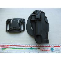 Quality Tactical Riot Police Gear Thigh Thumb Break Holster for Glock Pistol M1911 for sale