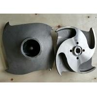 Buy cheap ANSI Process Pump Parts-  Impellers for Goulds and Durco pumps from wholesalers