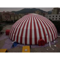 Wholesale Commercial 500 People Inflatable Dome Tent / Large Inflatable Marquee Tent from china suppliers