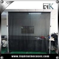 Wholesale Portable wall backdrop stand organza wedding backdrop curtain from china suppliers