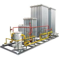 Wholesale 99.6% O2 / N2 Cryogenic Air Separation Unit Liquid Oxygen Plant from china suppliers