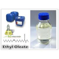 Wholesale Ethyl Oleate oil Safe Organic Solvents Cas 111-62-6 for Injectable Muscle Building Anabolic Steroids from china suppliers