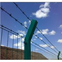 Wholesale Anping Electro Galvanized Barbed Wire/Hot Dipped Galvanized Barbed Wire/PVC Coated Barbed Wire Fence Mesh from china suppliers