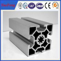 Wholesale 6061 aluminium extrusion supplier weight of aluminum section, aluminium industry extrusion from china suppliers