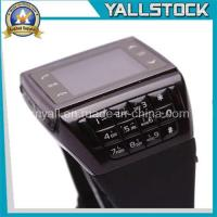 Wholesale MP3/MP4/Bluetooth/FM Watch Mobile Phone Black (E02070) from china suppliers