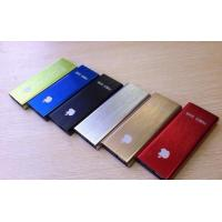 Wholesale Thin Metal Compact Power Bank 3400mAh for Samsung / Motorola / Nokia / Sony from china suppliers