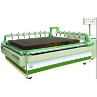 Wholesale Linear Cut Semi - Automatic Glass Cutting Equipment , Glass Cutter Machine CE from china suppliers