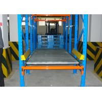 Wholesale Low Price Adjustable Carton Flow Rack Warehouse Shelving Unit from china suppliers