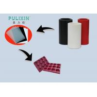 Wholesale Red Polystyrene Printing Plastic Sheets At Low Temperature , Heat Resistant from china suppliers