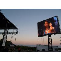 Wholesale Soundboss Front Service outdoor Led Display screen Pitch 8mm  billboard from china suppliers
