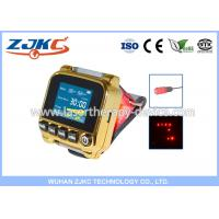 New product for agent diabetes treatment equipment soft 650nm bio laser therapy apparatus medical watch