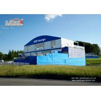 Wholesale Customized Durable Double Decker Tents With Glass Walls And ABS Walls from china suppliers