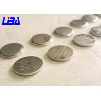 Wholesale Customized Coin Cell CR2025 3V Battery  Rechargeable Green Power from china suppliers