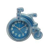 Buy cheap bike shape desk clock for home decoration from wholesalers